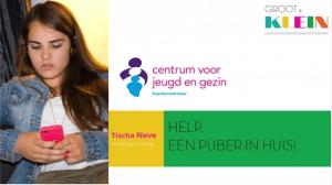 Webinar Help een puber in huis